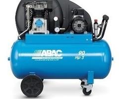 Compresseur à pistons PRO A39B 90 CT3 ABAC