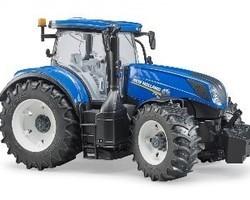 Tracteur New Holland T7.315 BRUDER