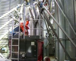 Elec Elev - Saint-Denis-de-Jouhet - Fabrique d'aliments à la ferme