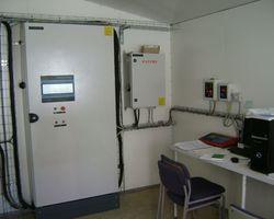 Elec Elev - SAINT-DENIS-DE-JOUHET - Photos des installations électriques agricoles